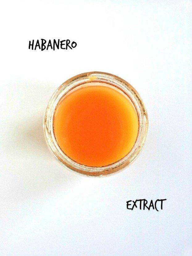 habanero extract