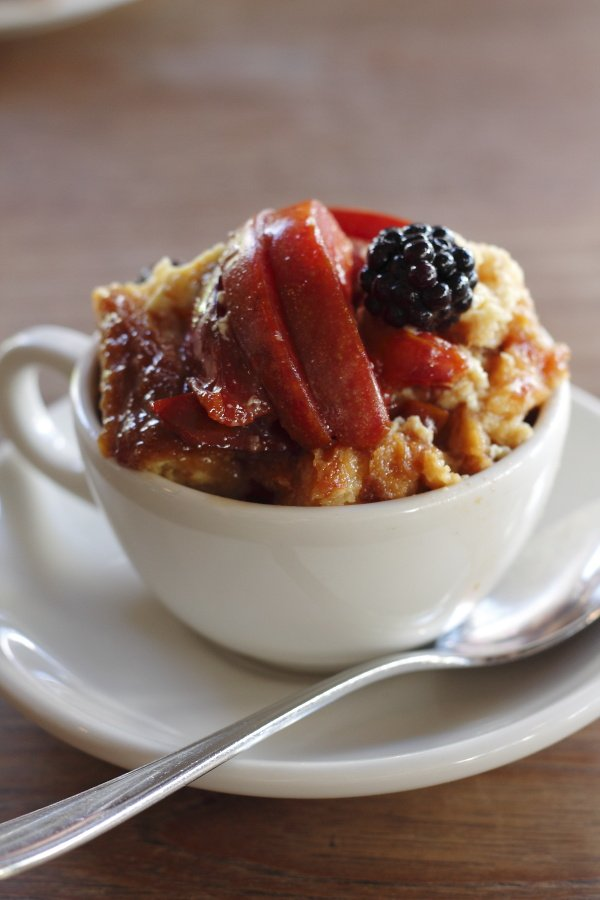 tartine bread pudding