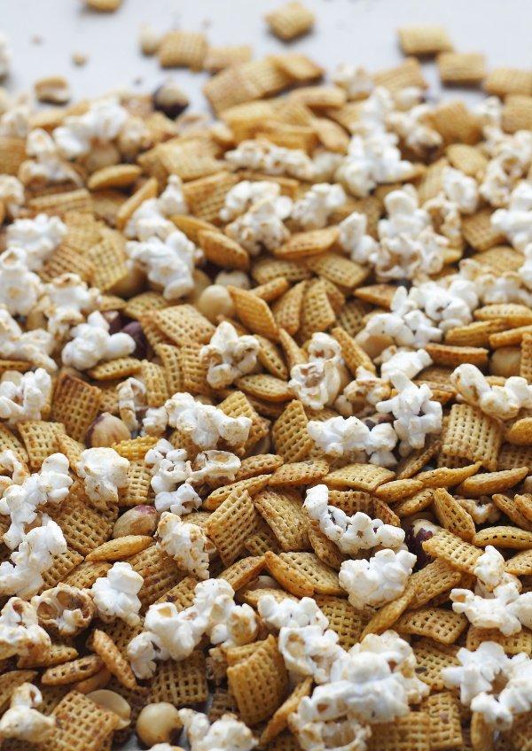 popcorn chex mix