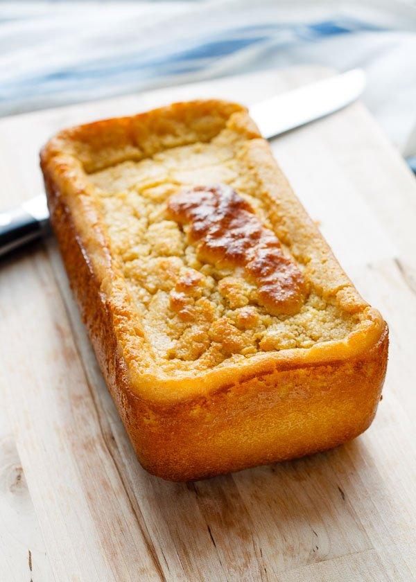 Josey Baker Cornbread