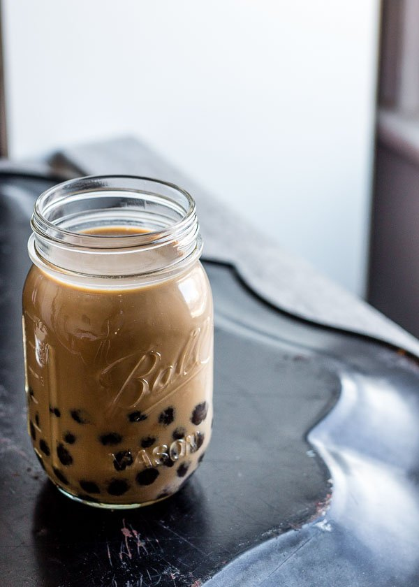 Milk Tea with Boba-1