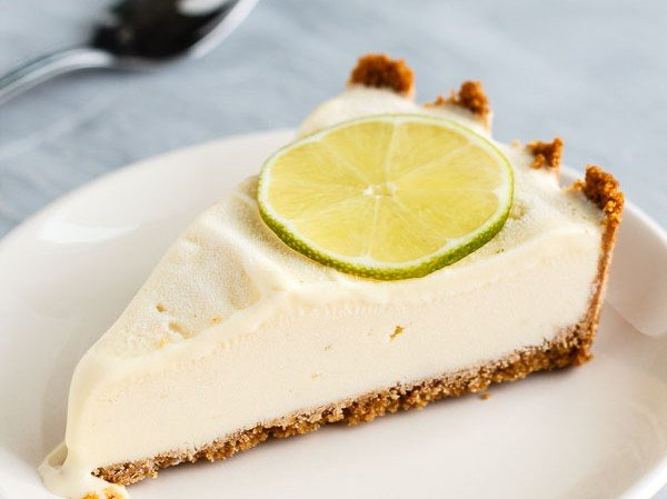 Lime Ice Cream Pie