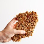 One Sheet Cluster Granola