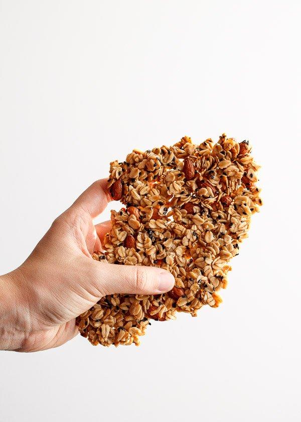 Cluster Granola