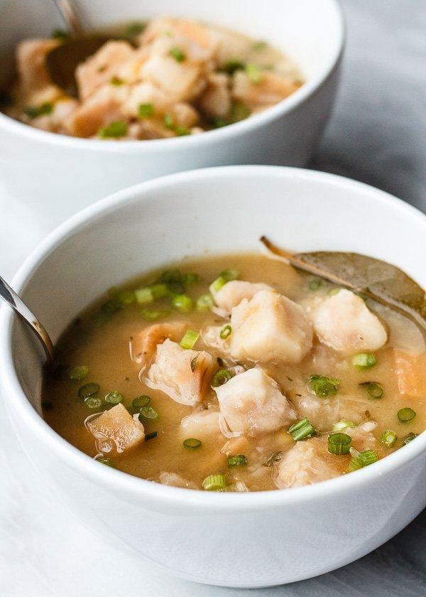 Taro Soup 芋头汤