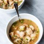Taro Soup | 芋头汤 | Yu Tou Tang